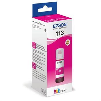 Epson Original magenta - Nachfülltinte 113 - C13T06B340