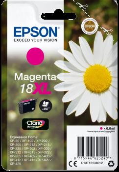 Epson Original Tinte 18XL magenta - C13T18134012