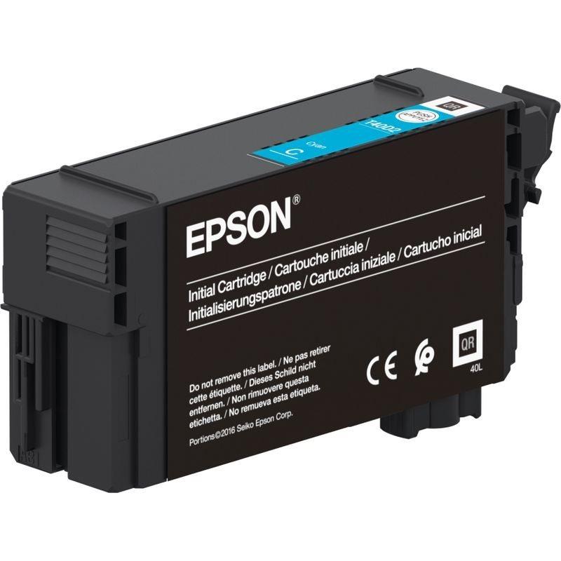 Epson Original Tinte cyan - C13T40C240