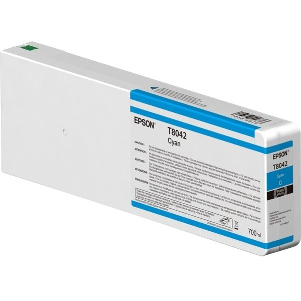 Epson Original Tinte cyan - C13T804100
