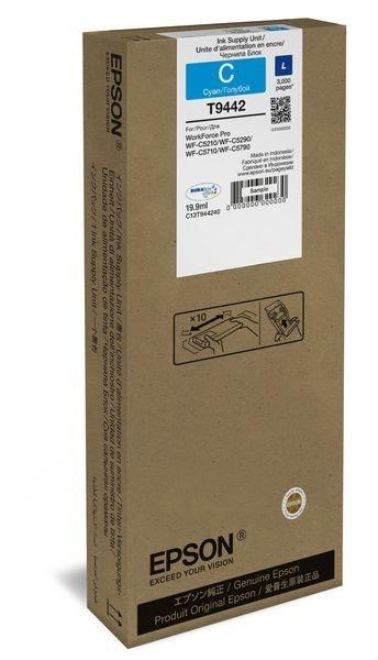 Epson Original - Tinte cyan -  C13T944240