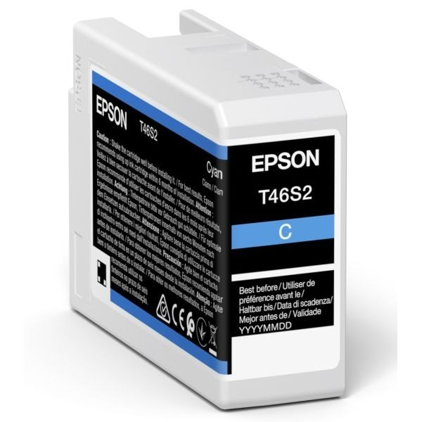 Epson Original Tinte Cyan T46S2 - C13T46S200