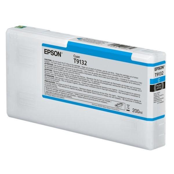 Epson Original Tinte cyan T9132 - C13T913200