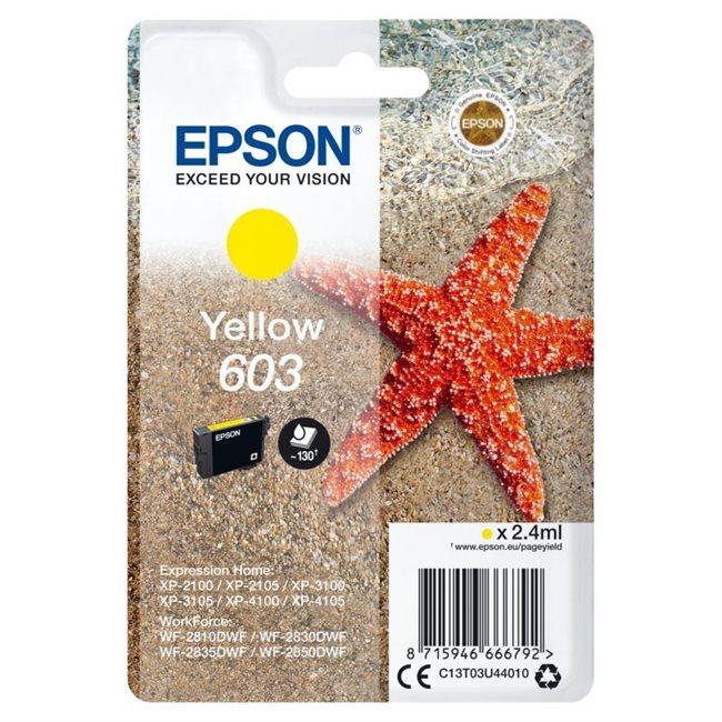 Epson Original Tinte gelb 603 - C13T03U44010