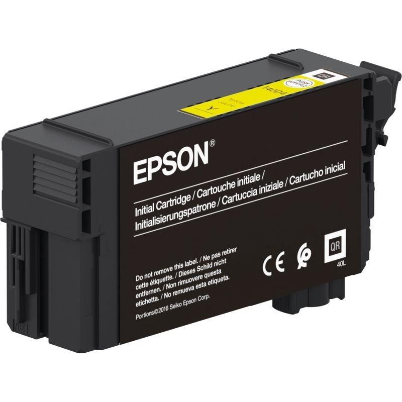 Epson Original Tinte gelb - C13T40C440