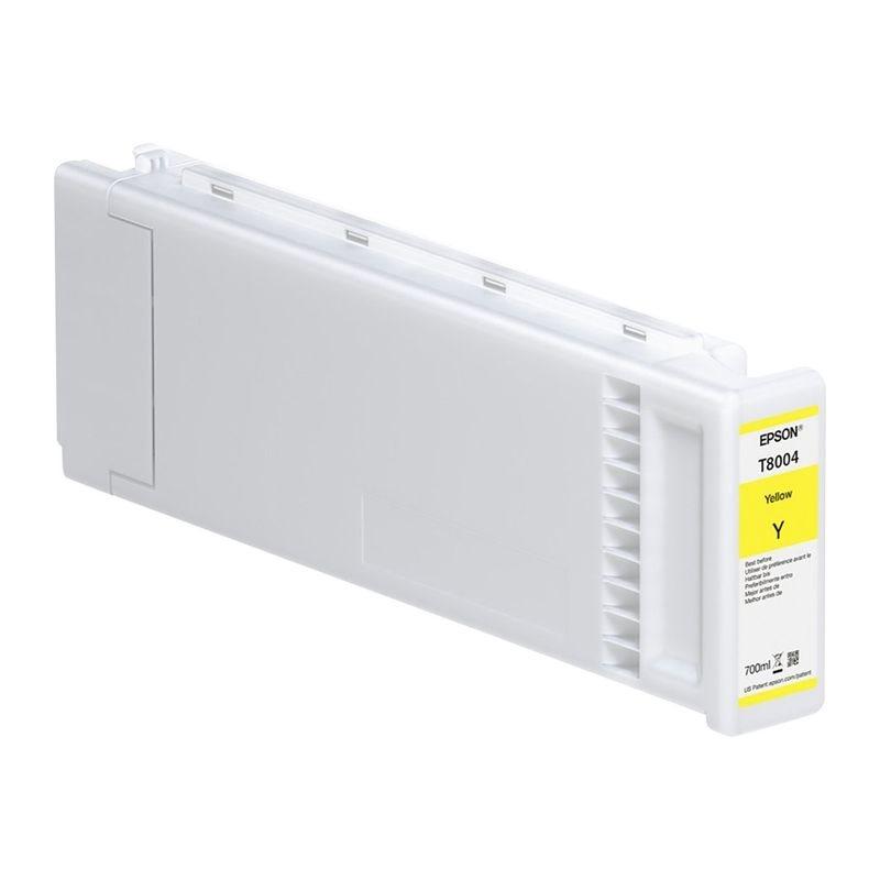 Epson Original Tinte gelb - C13T800400