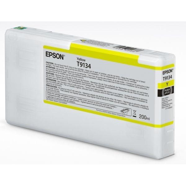 Epson Original Tinte gelb T9134 - C13T913400