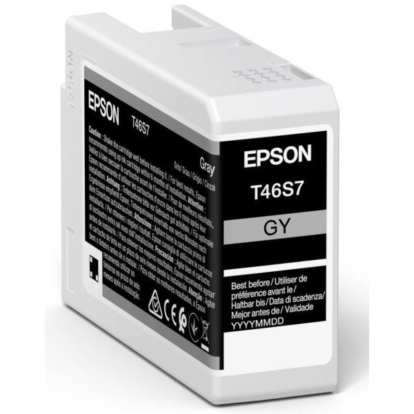 Epson Original Tinte Grau T46S7 - C13T46S700