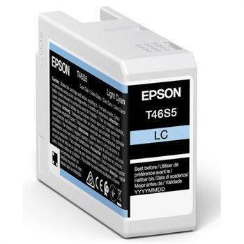 Epson Original Tinte Light Cyan T46S5 - C13T46S500