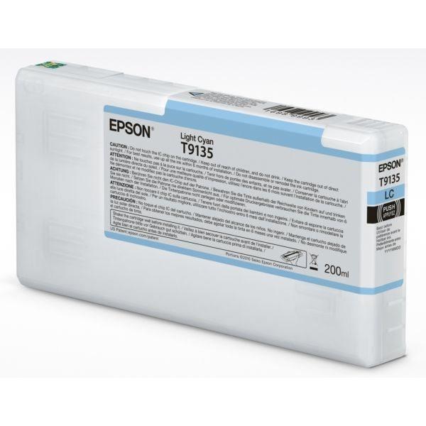 Epson Original Tinte light cyan T9135 - C13T913500