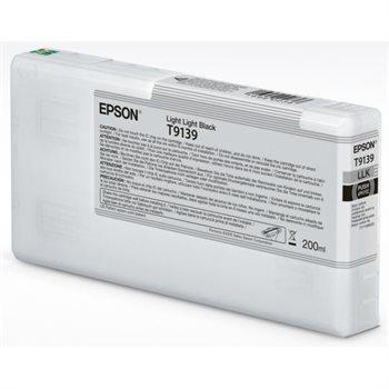 Epson Original Tinte light light schwarz T9139 - C13T913900