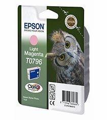 Epson Original Tinte light magenta T0796