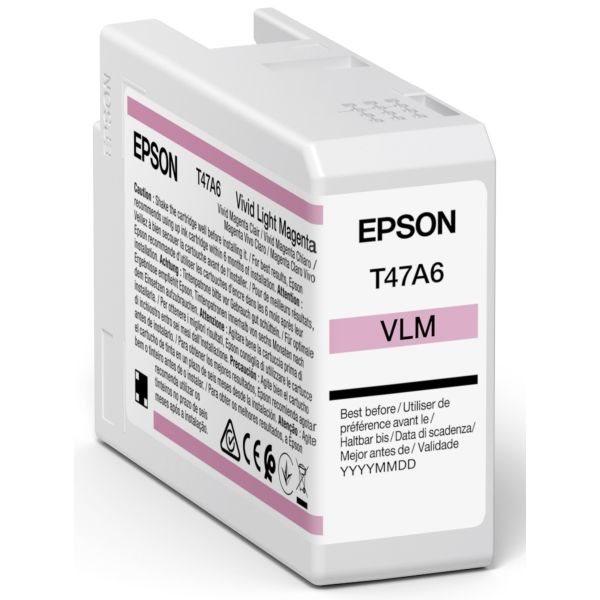 Epson Original Tinte light magenta T9136 - C13T913600