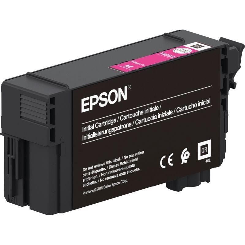 Epson Original Tinte magenta - C13T40C340