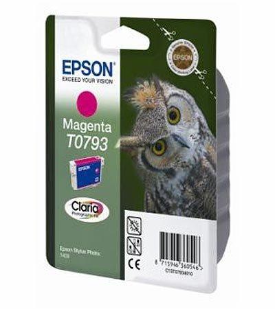 Epson Original Tinte magenta T0793