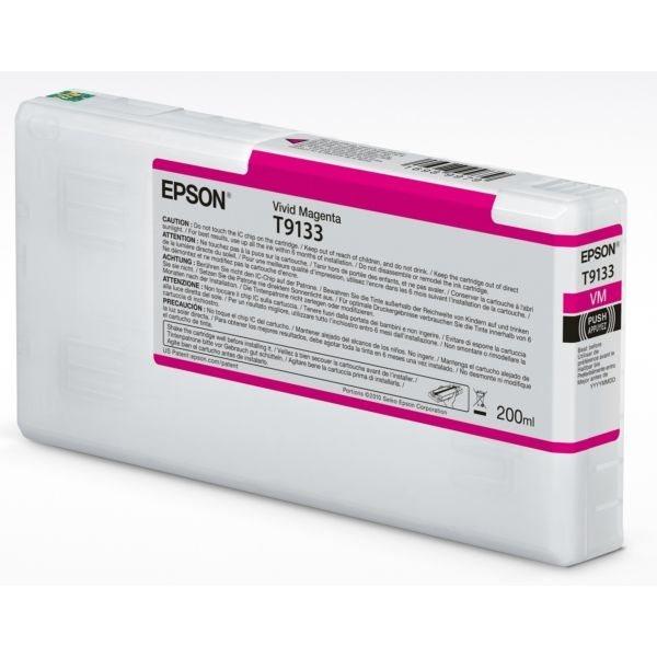 Epson Original Tinte magenta T9133 - C13T913300