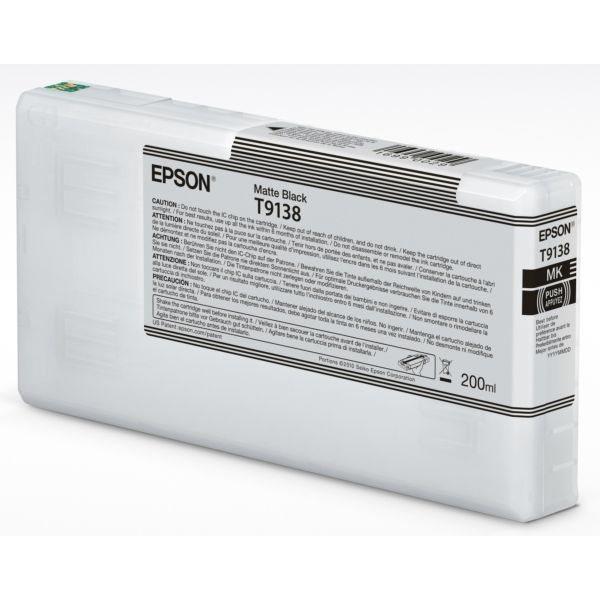 Epson Original Tinte matt schwarz T9138 - C13T913800