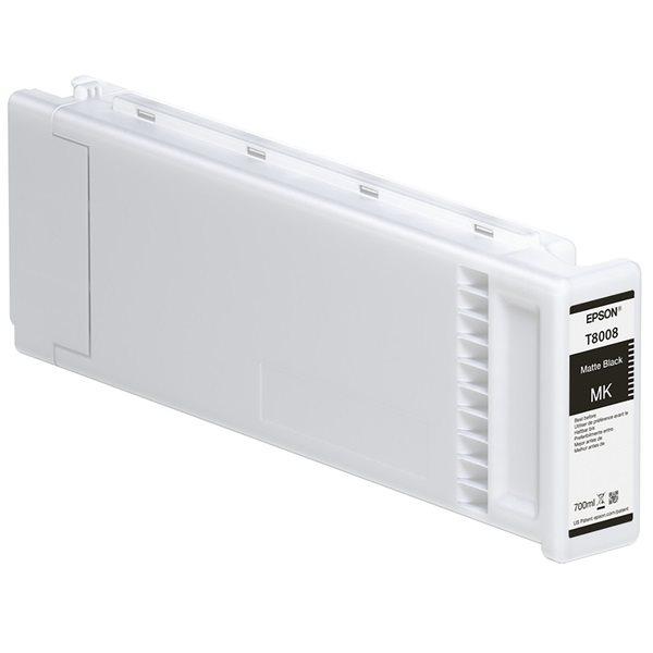 Epson Original Tinte mattschwarz - C13T800800