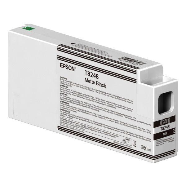 Epson Original Tinte mattschwarz - C13T824800