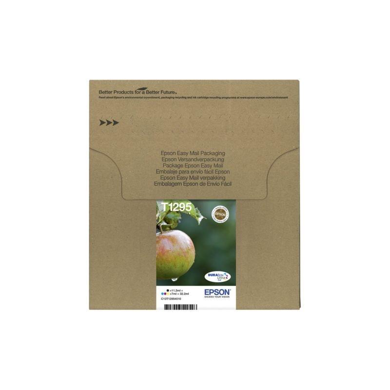 Epson Original Tinte Multipack BK-C-M-Y T129 - C13T12954511