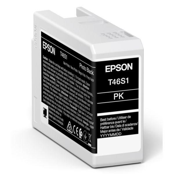 Epson Original Tinte Photo Schwarz T46S1 - C13T46S100