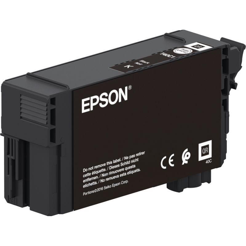 Epson Original Tinte schwarz - C13T40C140