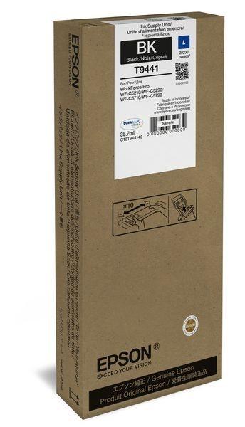 Epson Original - Tinte schwarz -  C13T944140