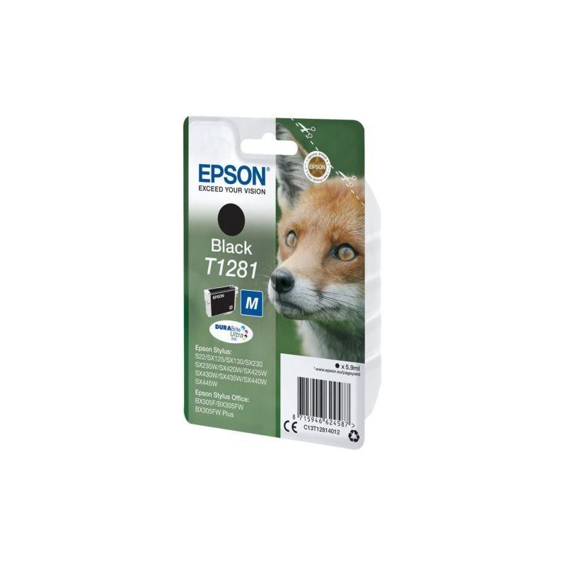 Epson Original Tinte schwarz T1281 - C13T12814012