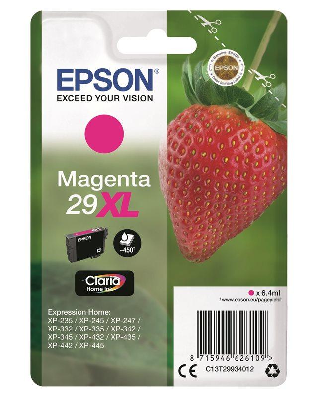 Epson Original - Tinte XL magenta - 29 Claria