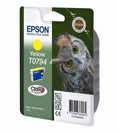 Epson Original Tinte yellow T0794
