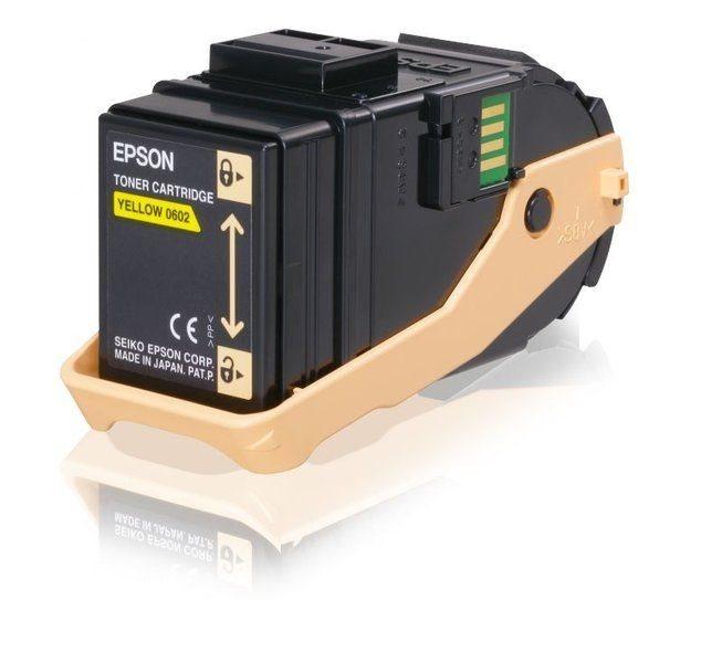 Epson Original - Toner gelb - C13S050602