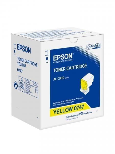 Epson Original - Toner gelb - C13S050747