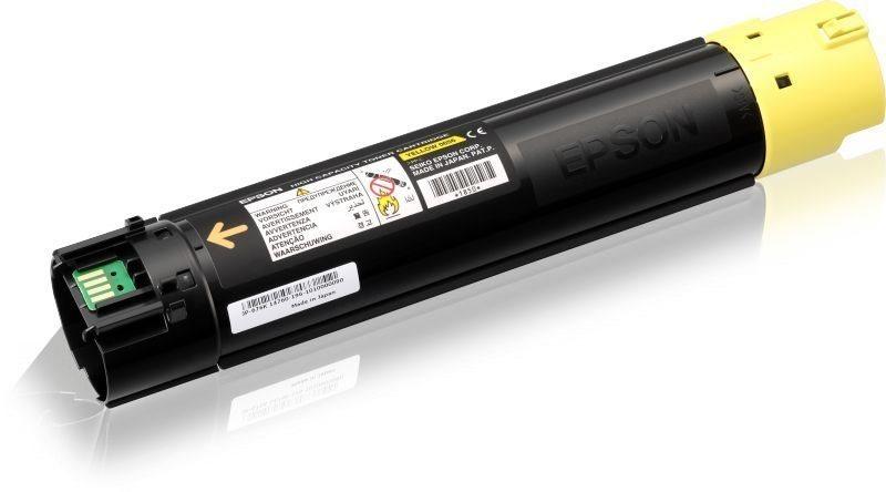 Epson Original - Toner gelb HC - C13S050656