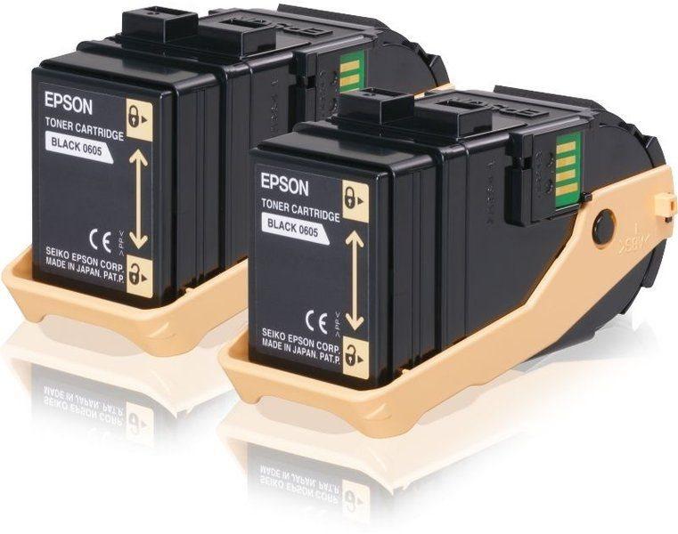 Epson Original - Toner schwarz HC - C13S050609