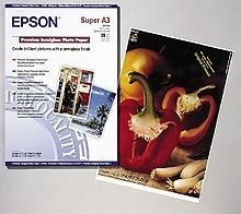 EPSON Premium Semigloss Photo Paper -S041328
