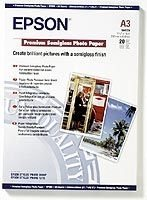 EPSON Premium Semigloss Photo Paper -S041334