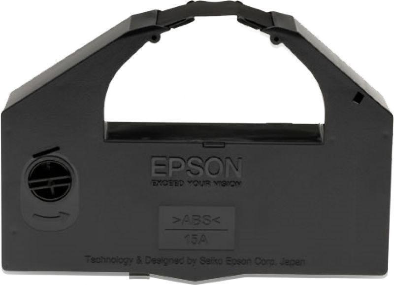 Epson SIDM Black Farbbandkassette  - C13S015139