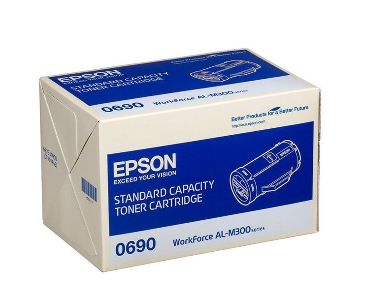 Epson Standard Toner schwarz - C13S050690