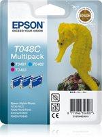 Epson T048 Multipack - 3er-Pack