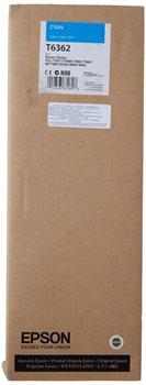 Epson Tinte cyan für Pro7890, T636200