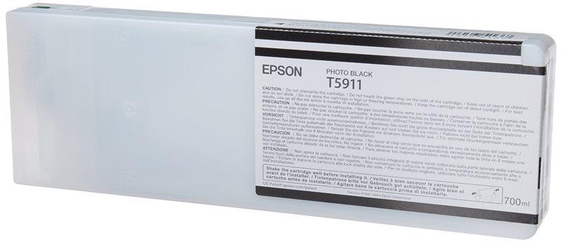 Epson Tinte fotoschwarz für Pro11880, T591100