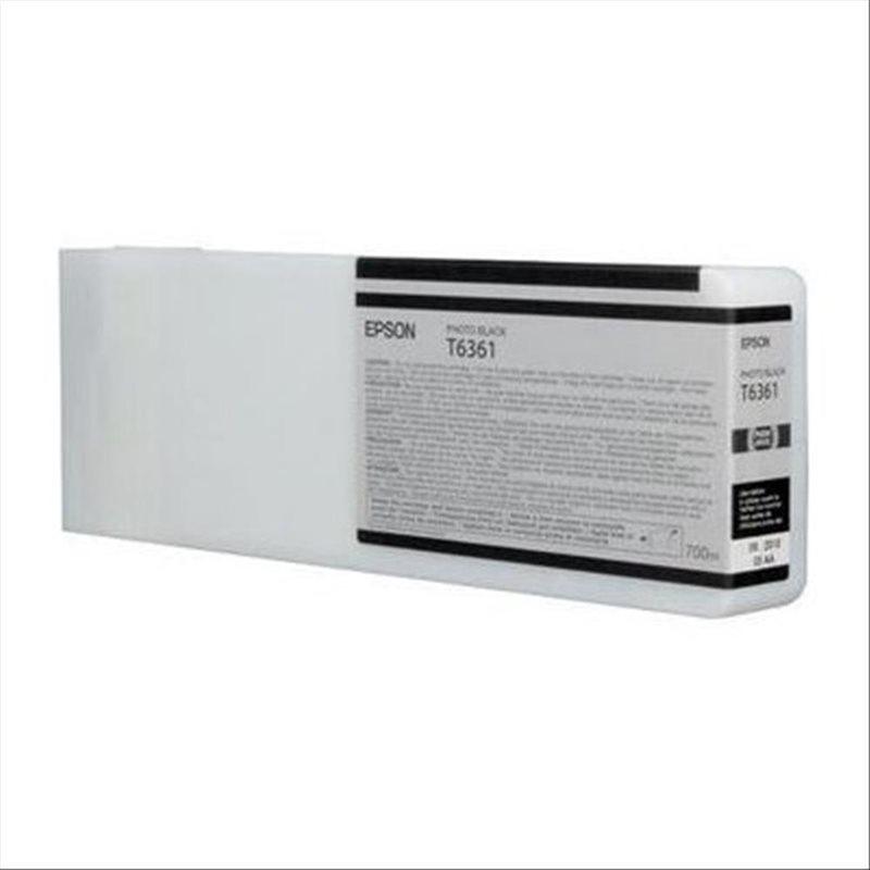 Epson Tinte fotoschwarz für Pro7890, T636100