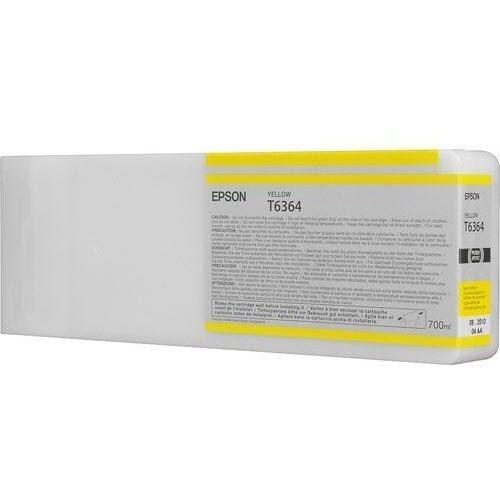 Epson Tinte gelb für Pro7890, T636400