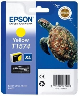 Epson Tinte gelb für R3000, T15744010