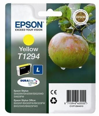 Epson Tinte gelb für SX525WD, T12944010