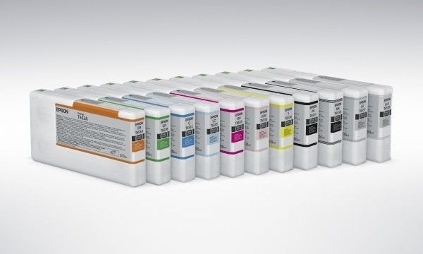Epson Tinte grün für Pro4900, T653B00