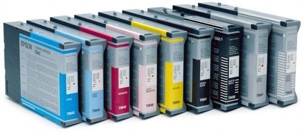 Epson Tinte matt schwarz für Pro4400, T613800