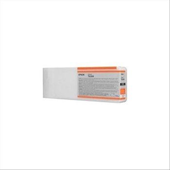 Epson Tinte orange für Pro7890, T636A00