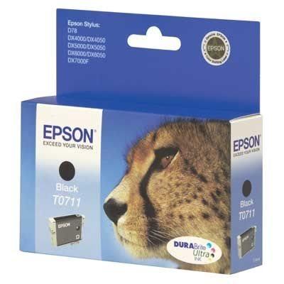 Epson Tinte schwarz T071140