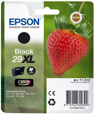Epson Tinte Singlepack schwarz 29XL T2991